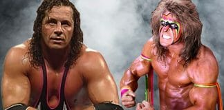 "Bret Hart didn't hold back when sharing his thoughts on the ""weakling"" and ""phony hero,"" Ultimate Warrior."