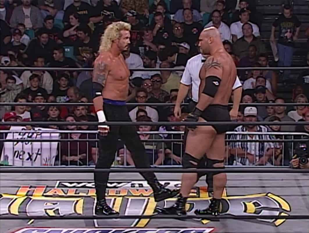 The last event shown on TV at Halloween Havoc 1998