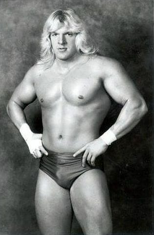 Kliq member Jean Paul Levesque [1994 WCW promo photo]