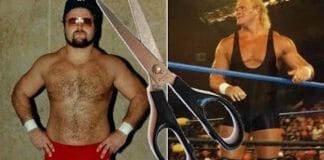 Sid Vicious and Arn Anderson | Their Brutal Scissor Fight