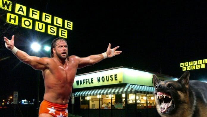 Macho Man Randy Savage - The Waffle House Incident