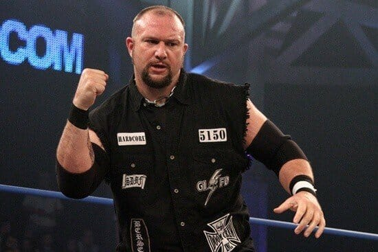 Jonny Candido tells the story of the time Bubba Dudley ruffled his feathers.