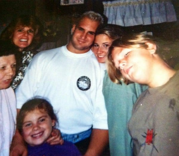 Tammy Sytch, once a close part of the Candido family.
