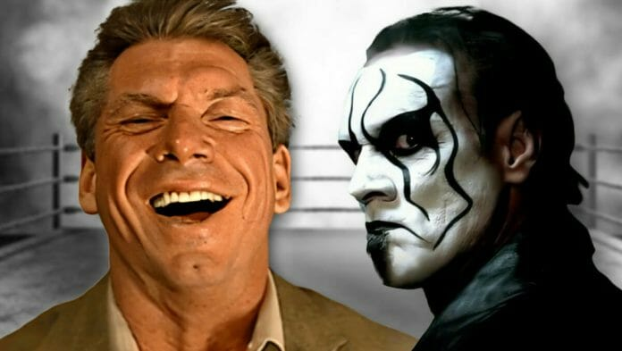 Sting in WWE: Where did it all go wrong?
