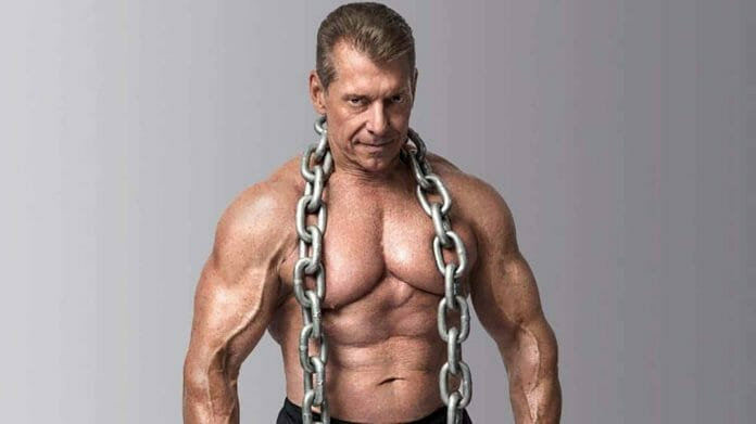 Large and in charge! Vince McMahon has been known to test his talent to see if they are willing to stand up for themselves.