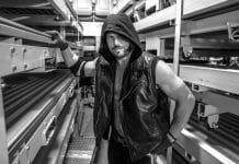 aj styles debuts in WWE