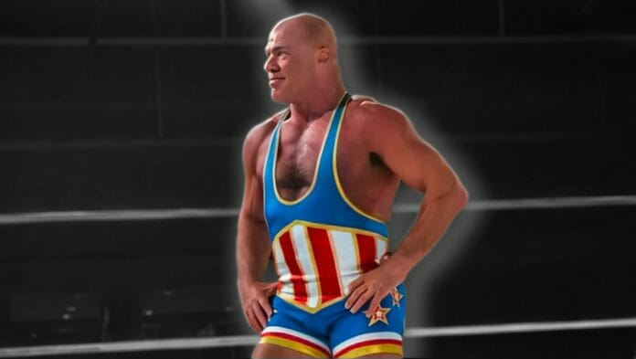 Kurt Angle opens up about his past struggles in hopes that it changes lives for the better.