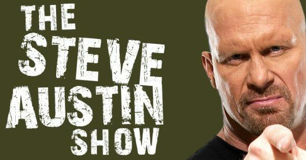 The Steve Austin Show Wrestling Podcast Logo