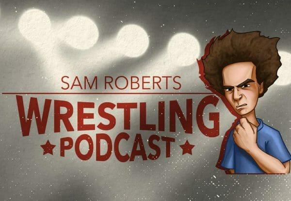 Sam Roberts Wrestling Podcast Logo