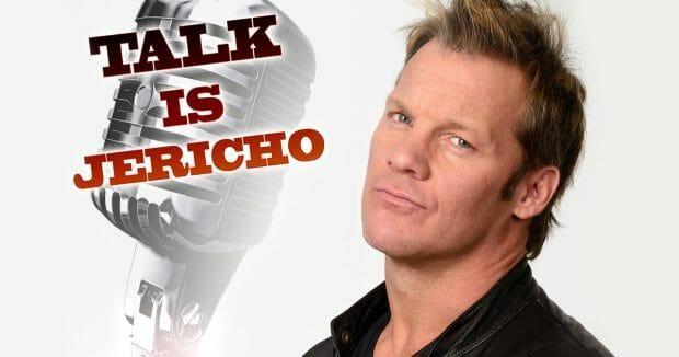 Talk is Jericho Wrestling Podcast logo