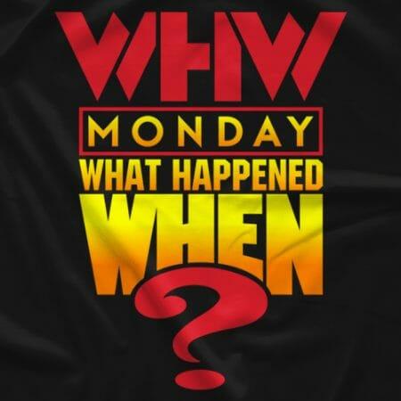 What Happened When Wrestling Podcast Logo