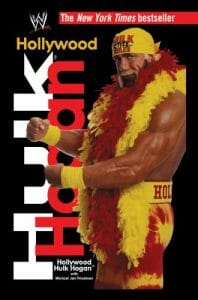 Hollywood Hulk Hogan Wrestling Book cover
