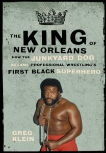 The King of New Orleans Book Cover