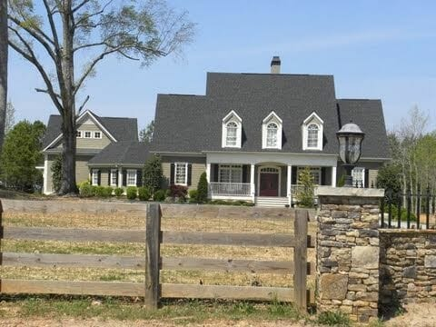 Chris Benoit family home in Fayetteville, Georgia