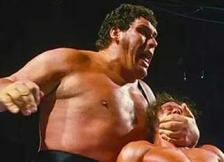 Andre the Giant - 5 Times He Made Life Miserable For Wrestlers