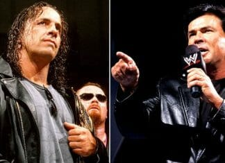 Bret Hart and Eric Bischoff have had plenty of colorful things to share about one another over the years...