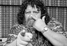 Captain Lou Albano - His Wild Wrestling and Acting Career
