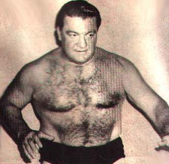 Eddie Auger, patriarch of the famous French Canadian Rougeau Family. [Photo courtesy of Online World of Wrestling]
