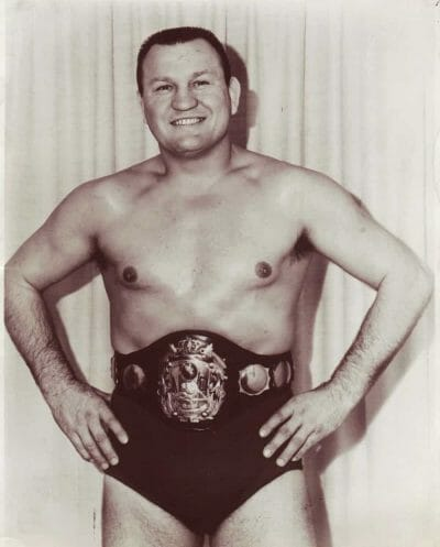 Gene Kiniski - 'Canada's Greatest Athlete'