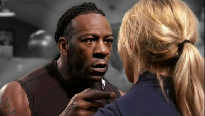 Whatever you do, don't drink Booker T's Red Bulls!