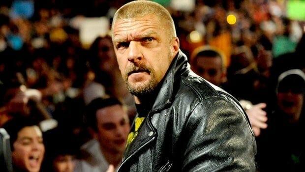 The tenacious Triple H.