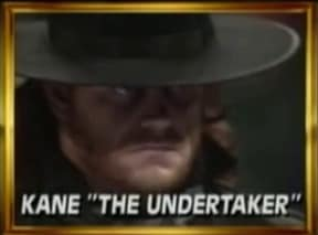 The Undertaker's first year in WWE - The debut of 'Kane the Undertaker' on WWF Superstars, taped November 19, 1990