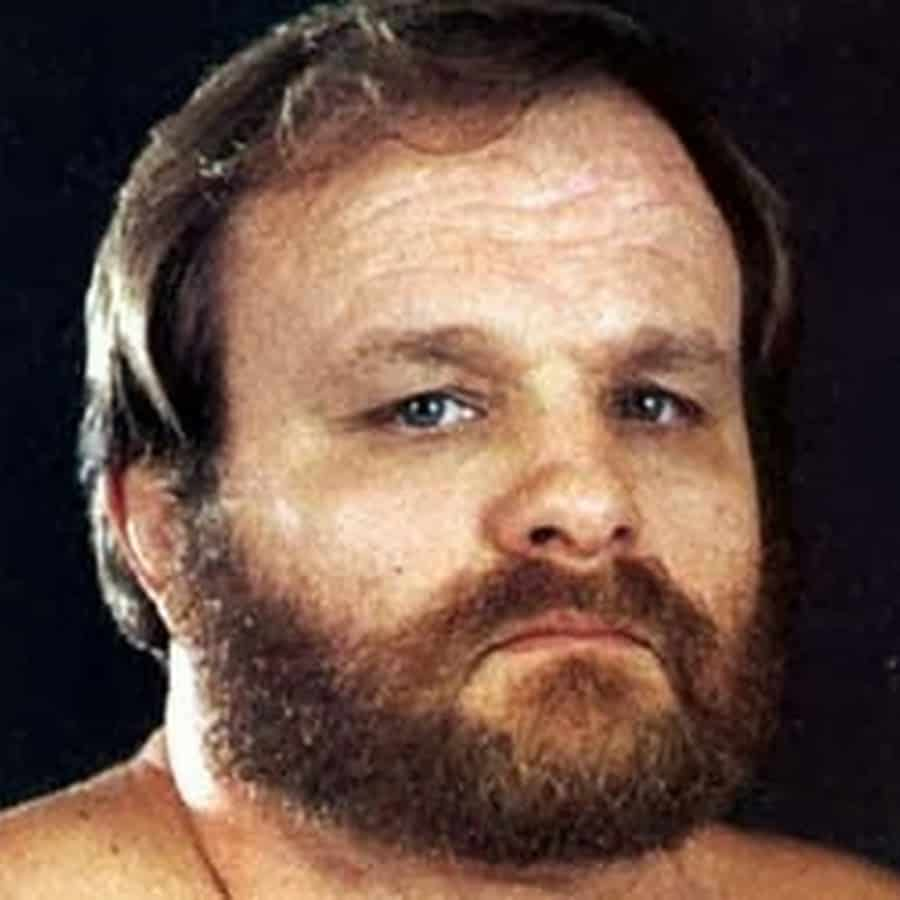 Ole Anderson headshot, a man who Blackjack Mulligan once punched