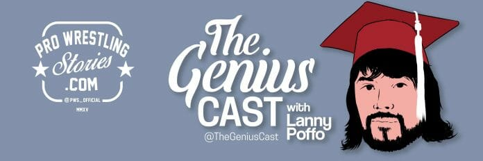 The Genius Cast with Lanny Poffo, coming September 3, 2018!