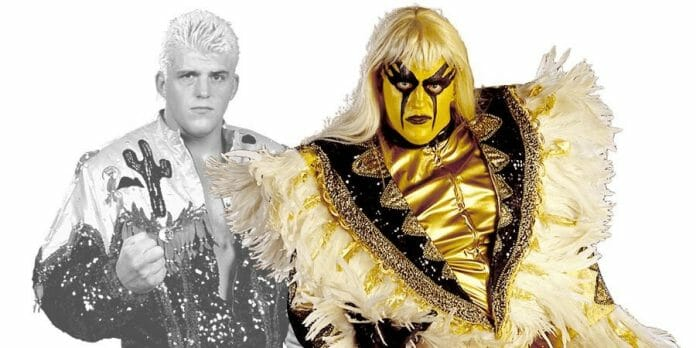The transformation of Dustin Rhodes to Goldust