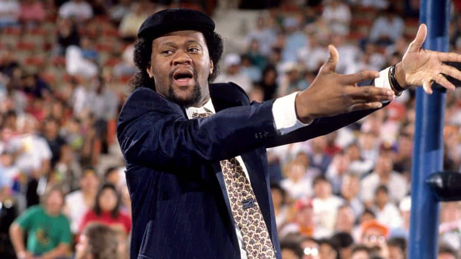 Former manager, Slick, one of the 51 names that were included in the WWE concussion lawsuit
