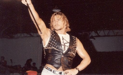 Brian Pillman and his surprise appearance at ECW Cyberslam 96