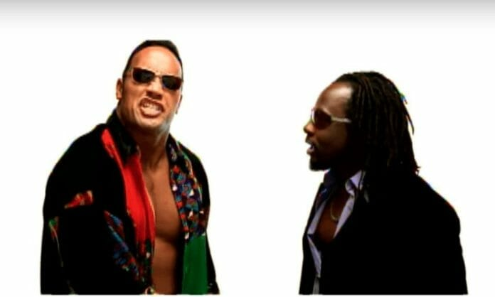 Wrestler Cameos in Music Videos - The Rock featured in Wyclef Jean ft  Melky Sedeck's song 'It Doesn't Matter'