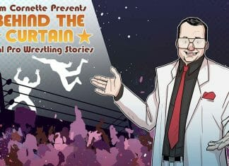 Real Pro Wrestling Stories with Jim Cornette and Brandon Easton