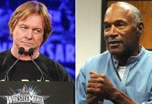 OJ Simpson and Roddy Piper | The Proposed WrestleMania Match