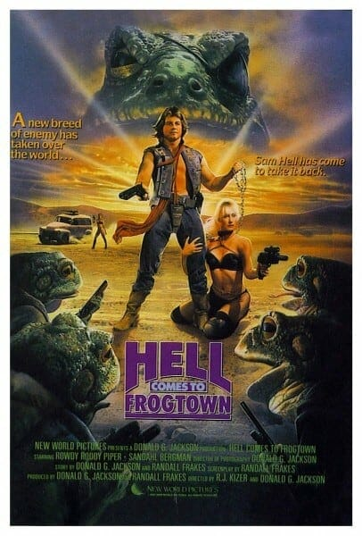 Roddy Piper in Hell Comes to Frogtown (1988)