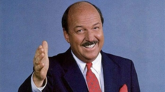Farewell to our very dear, close, personal long-time friend, Mean Gene Okerlund