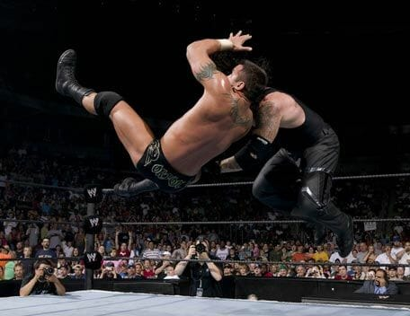 Randy Orton came quite close to ending Undertaker's WrestleMania streak, delivering an RKO on The Phenom at WrestleMania 21