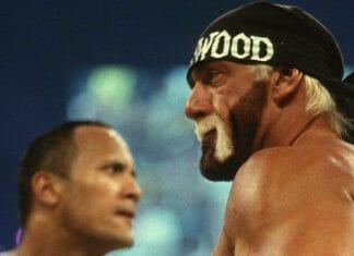The Rock and Hulk Hogan at WrestleMania X8 - The Real Story