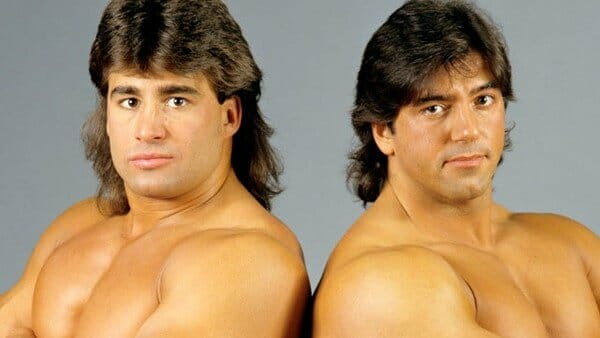 The Can-Am Connection - Tom Zenk and Rick Martel. They were positioned to become one of the greatest WWF tag teams of their time, but greed and a deep hatred for one another got in the way of that.