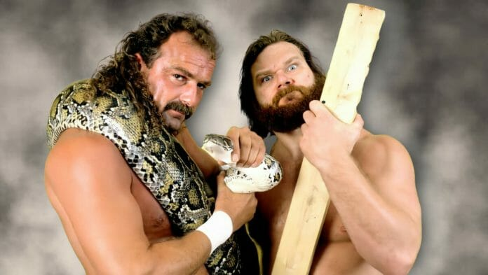 Jake Roberts opens up about how he and Jim Duggan came close to a tragic end on the road.