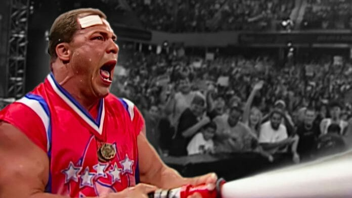 """Kurt Angle: """"The milk wasn't what you thought it was!"""""""