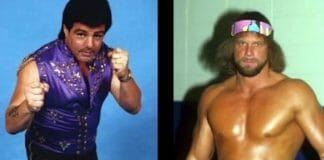 Randy Savage and Bill Dundee - Their Intense Parking Lot Brawl
