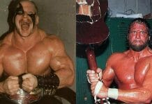 Randy Savage and Road Warrior Hawk | Their Real-Life Heat