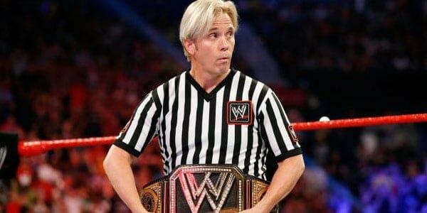 Dark Secrets of WWE - Long-time WWE referee, Charles Robinson