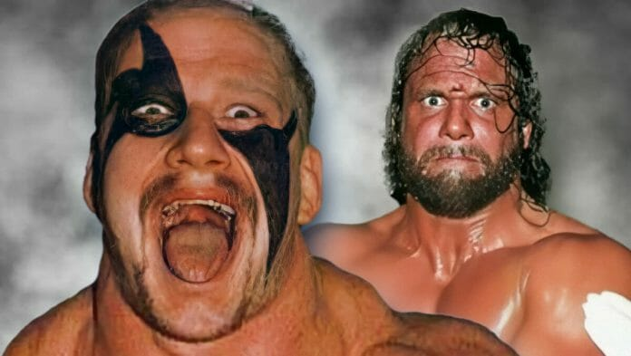 There was real-life animosity between Road Warrior Hawk and Macho Man Randy Savage, and on two occasions, these wrestling giants got into heated brawls.