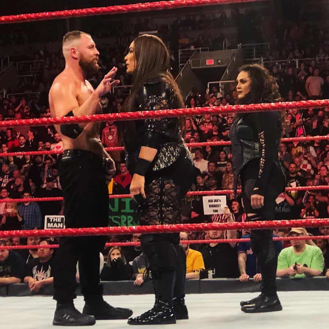 Dean Ambrose was forced to take a bump for Nia Jax on the Monday Night Raw following letting the company know he would be leaving. Coincidence? Hmm...