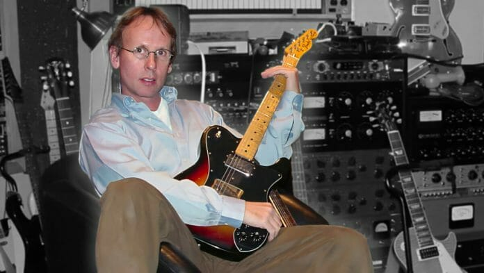 The incomparable Jim Johnston.