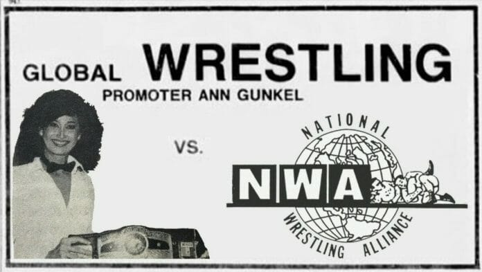 The Battle for Atlanta - Ann Gunkel vs the NWA and how they finally crushed her