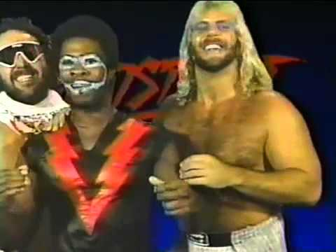 Rocky King as Little Richard Marley, manager of Michael Hayes and Jimmy Garvin, the new Fabulous Freebirds