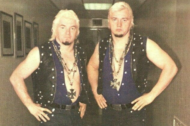 The team of Ron Dupree and Chris Colt